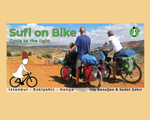 Sufi on bike | Cycle to the light